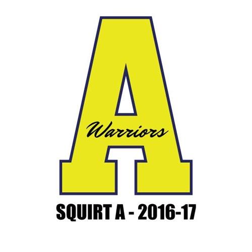 Arapahoe Warriors - 2016-17 Squirt A