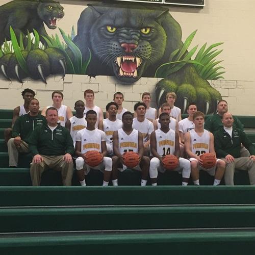 Pennfield High School - Boys' Varsity Basketball