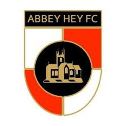 Abbey Hey FC - First Team
