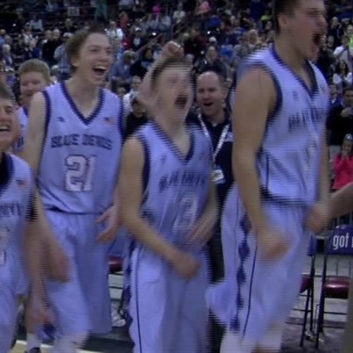 Dietrich High School - Boys' Varsity Basketball