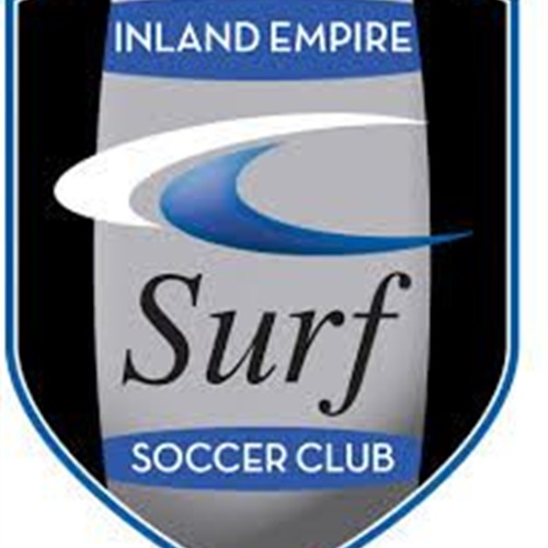 Inland Empire Surf Soccer Club - IE Surf G04 Premier RB