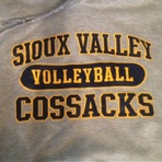 Sioux Valley High School - Sioux Valley Varsity Volleyball