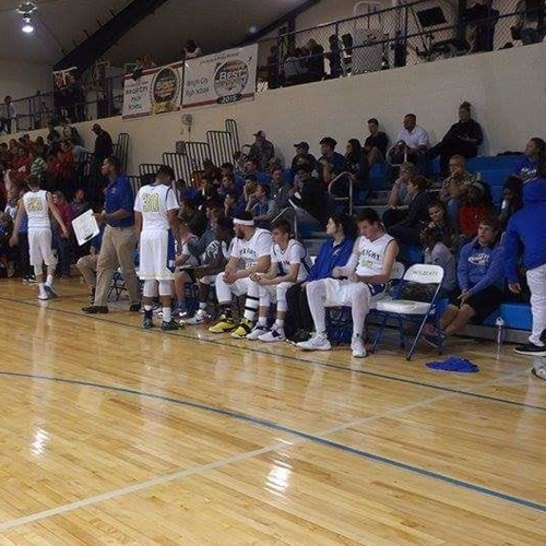 Wright City High School - Boys Varsity Basketball
