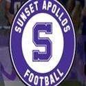 Sunset Youth Football -TVYFL - Sunset Varsity