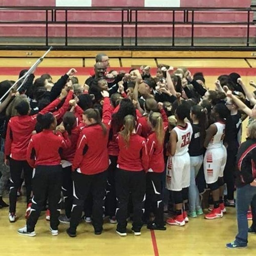 Fairfield High School - Girls Varsity Basketball