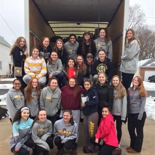 Delran High School - Girls' Varsity Lacrosse