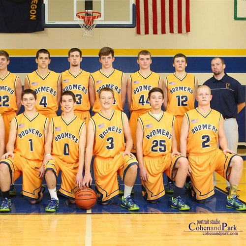 Toledo High School - Boys' Varsity Basketball