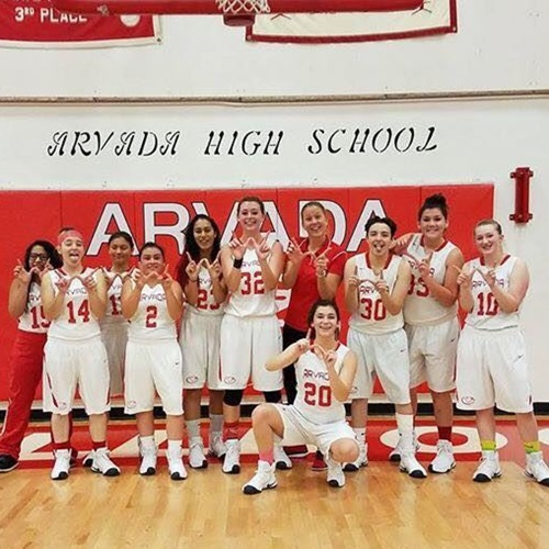Arvada High School - Lady Bulldog Varsity Basketball