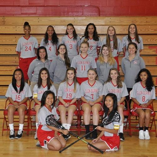 Glen Burnie High School - Girls' Varsity Lacrosse