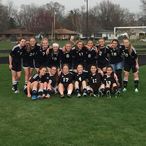 West Ottawa High School - Girls' Junior Varsity Soccer