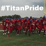 Wichita South High School - Varsity Football-Titans
