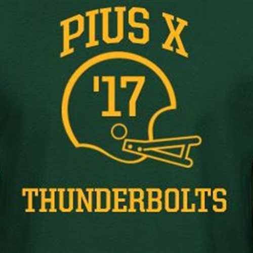 Pius X High School - Boys Varsity Football
