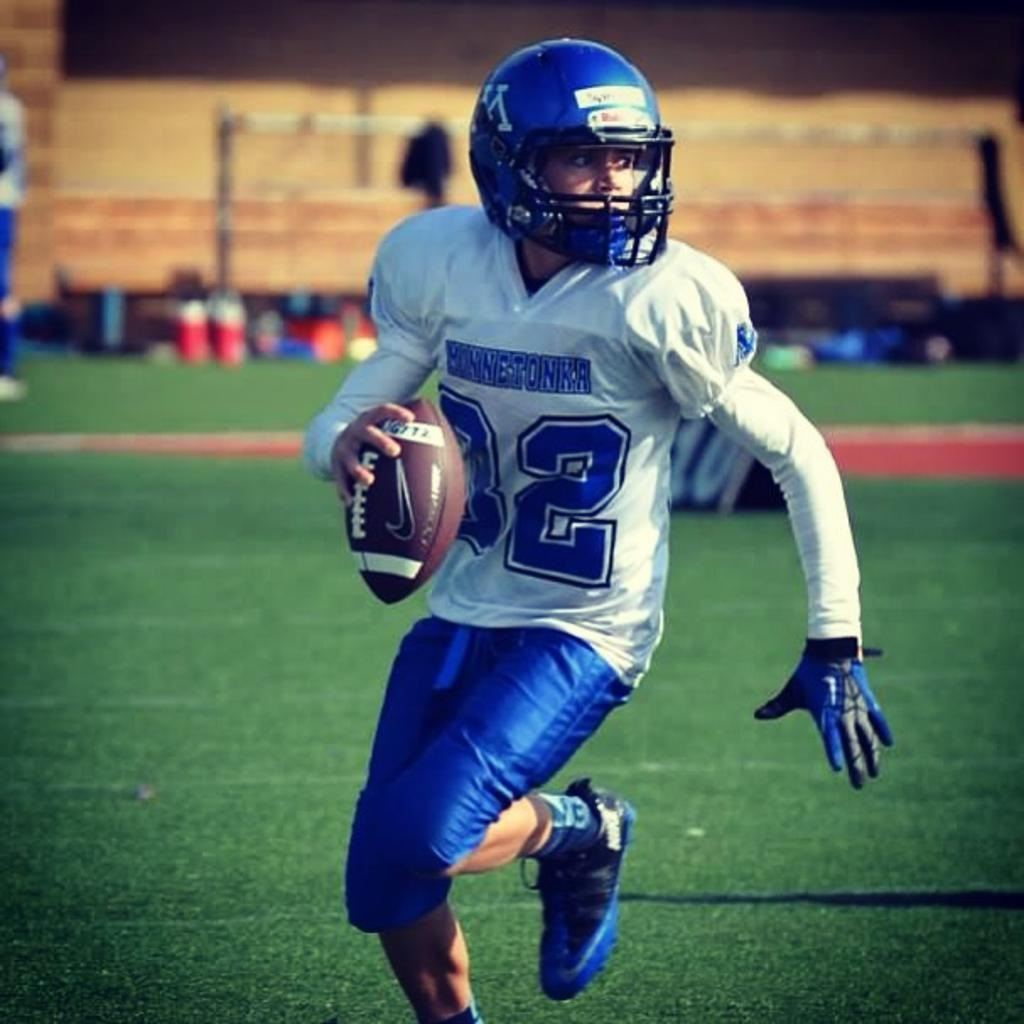 Minnetonka High School - Tonka Football Association