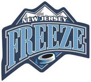 NJ Freeze - NJ Freeze Peewee A Grey