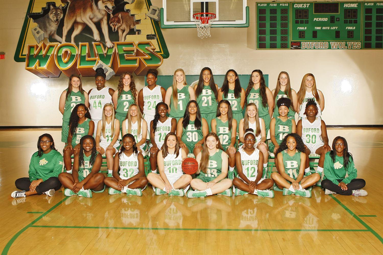 Buford High School - Girls Varsity Basketball