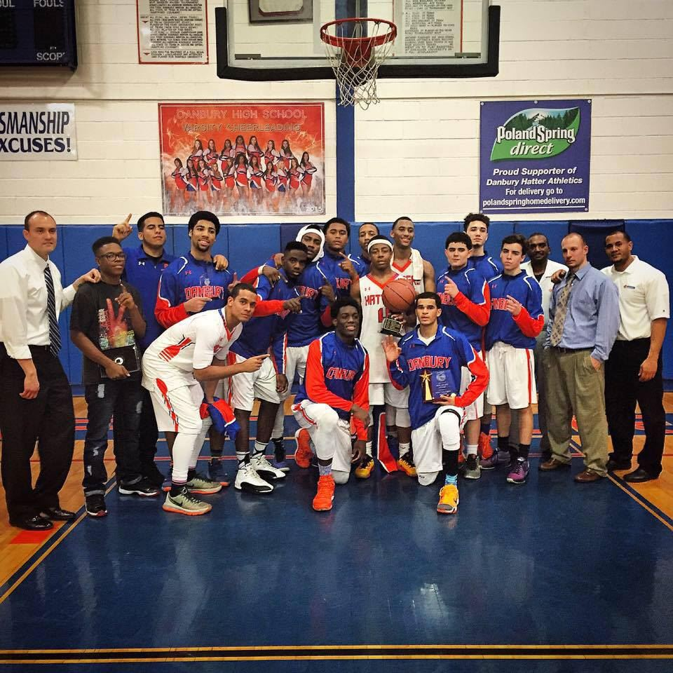 Danbury High School - Boys' Varsity Basketball
