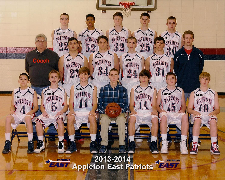 Appleton East High School - Appleton East JV Basketball
