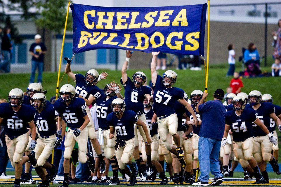 Chelsea High School - Chelsea Freshman Football