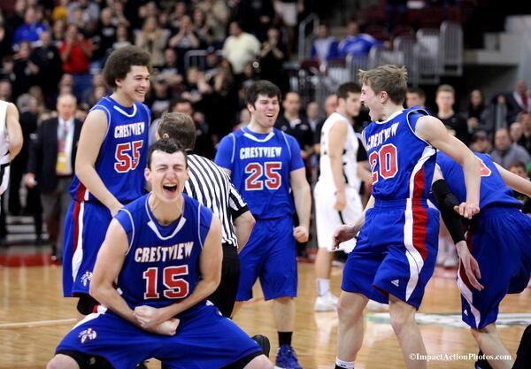 Crestview High School - Crestview Basketball