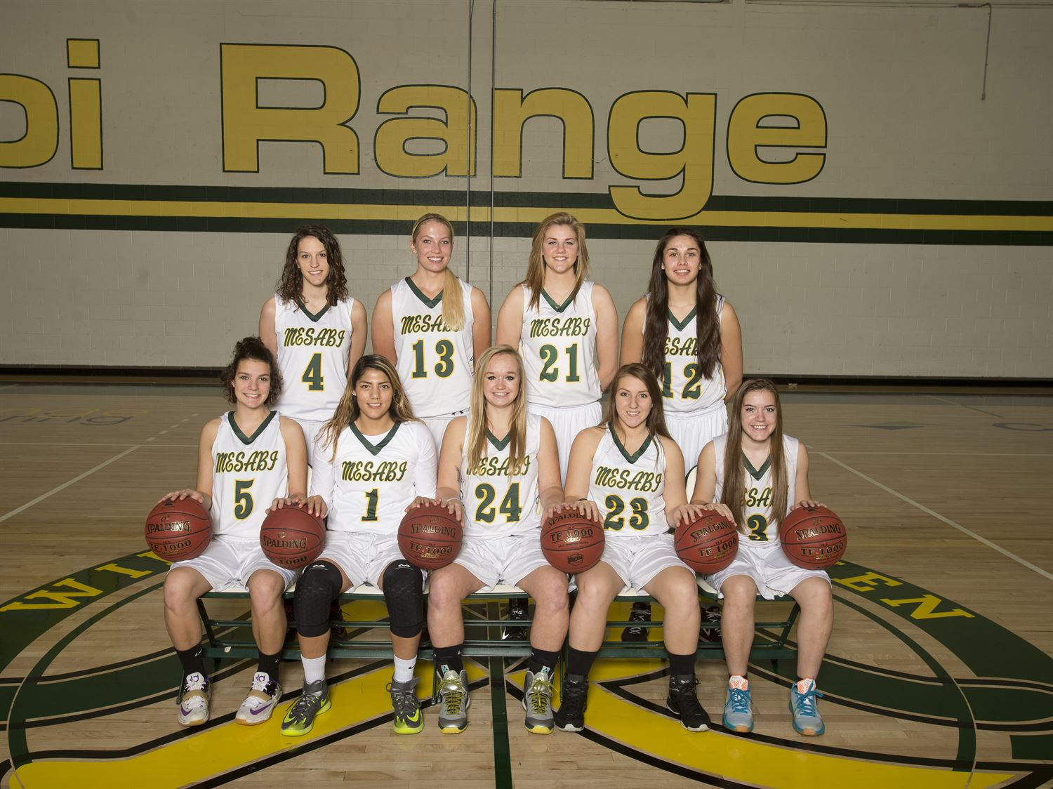 Mesabi Range College - Lady Norse Basketball