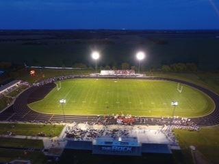 Rock Creek High School - Boys Varsity Football