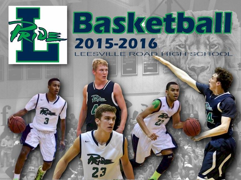 Leesville Road High School - Boys Varsity Basketball
