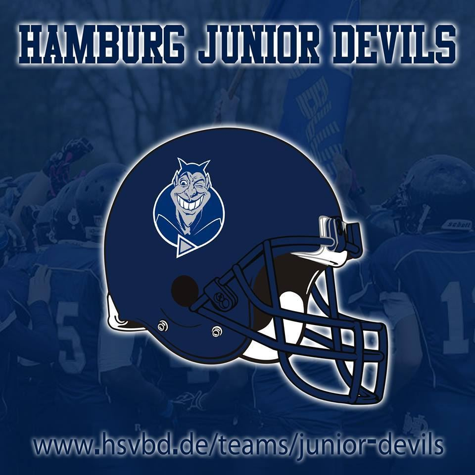 Hamburg Blue Devils - Hamburg Junior Devils