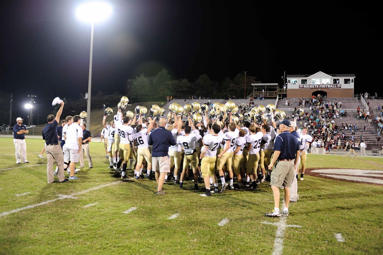Briarwood Christian High School - Varsity Football