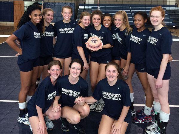 Briarwood Christian High School - Girls' Varsity Volleyball