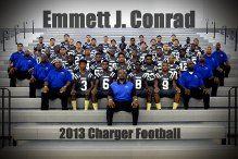 Conrad High School - Boys Varsity Football
