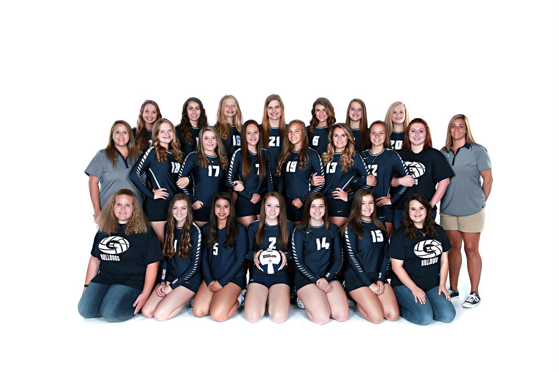 Greenwood High School - Volleyball