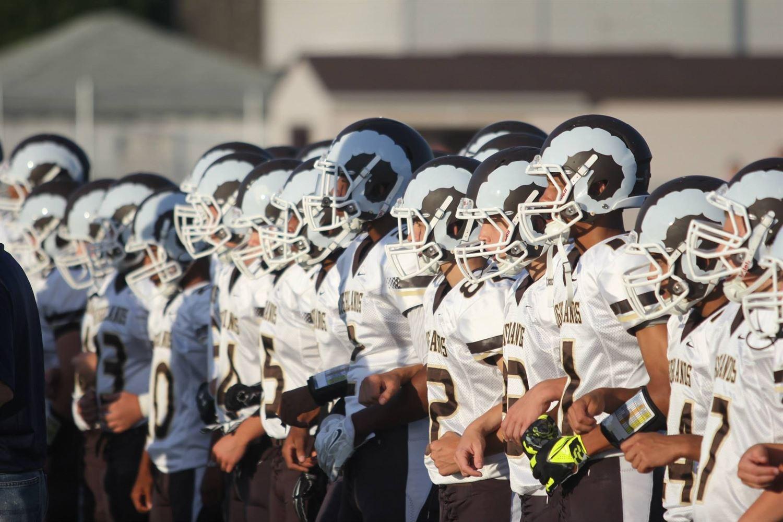 Highlands High School - Golden Rams Football