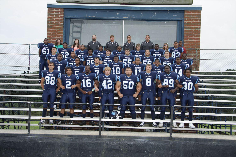 Randolph-Henry High School - Boys Varsity Football