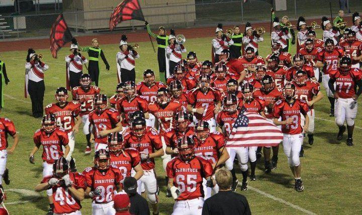 Currituck County High School - JV Football