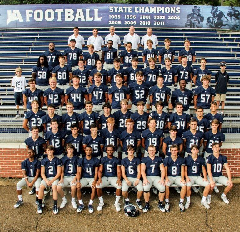 Jackson Academy High School - Varsity Football