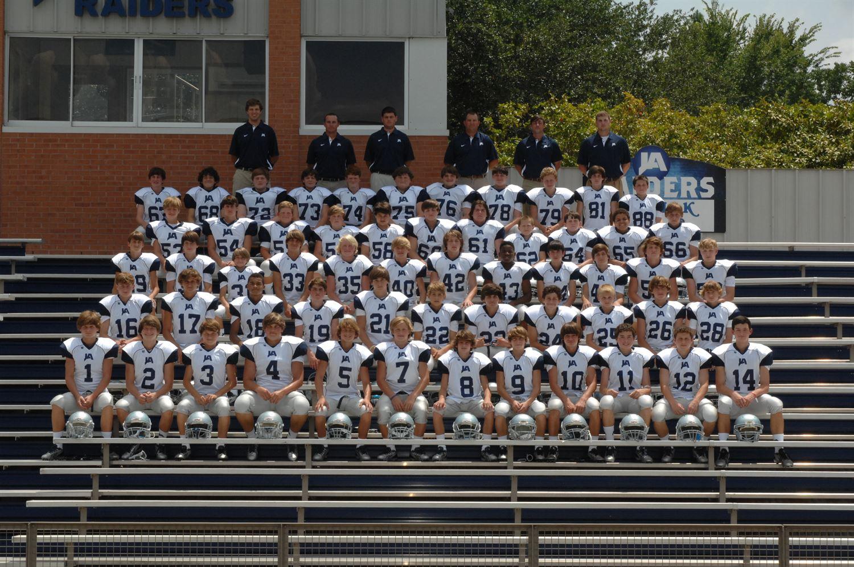 Jackson Academy High School - Jackson Academy Jr. High Raiders