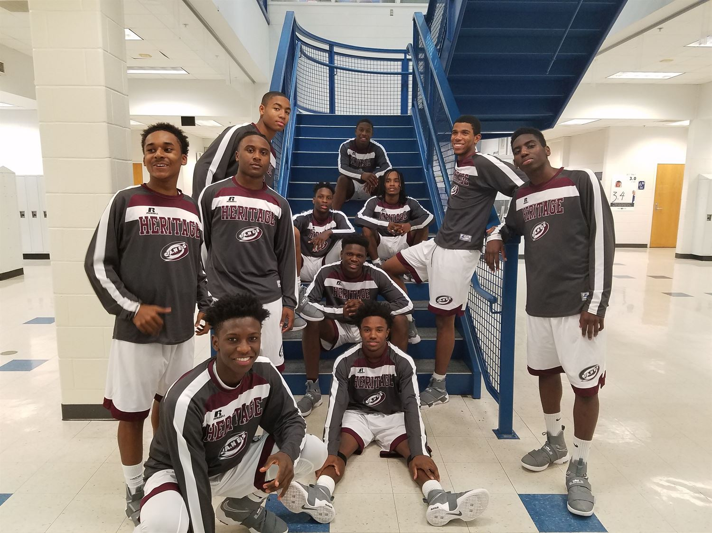 Heritage High School - Boys Varsity Basketball