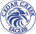 Cedar Creek High School - Boys' Varsity Basketball - New