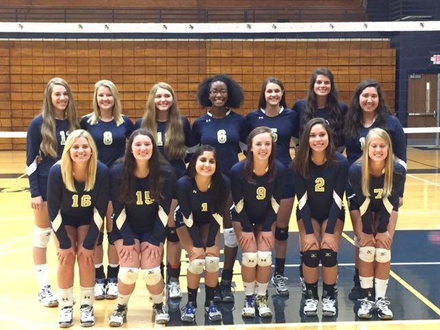 Lee County High School - Girls Varsity Volleyball