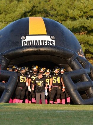South Carroll High School - CAVALIERS