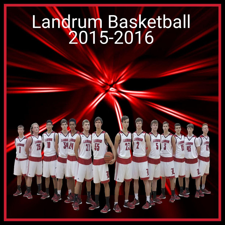 Landrum High School - Boys' JV Basketball 2016-2017