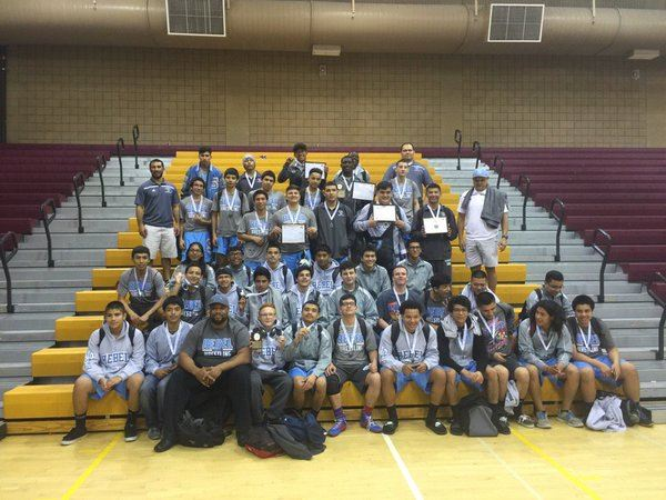 South High School - Boys' Varsity Wrestling
