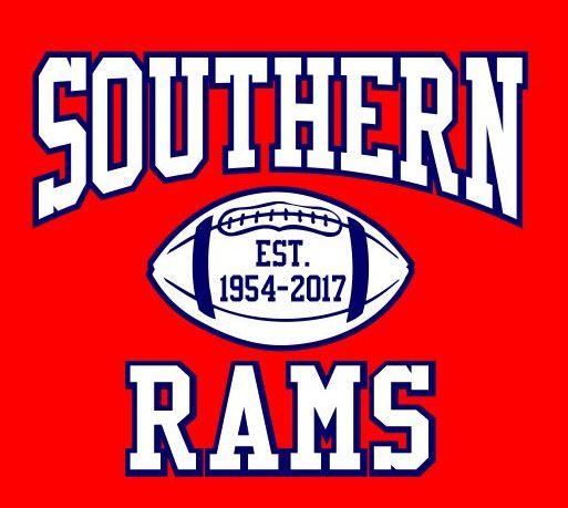 Southern High School - Rams Varsity Football