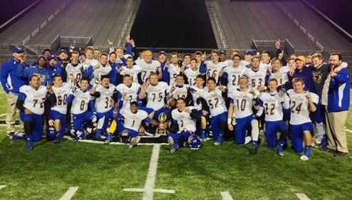 Leonard High School - Boys Varsity Football
