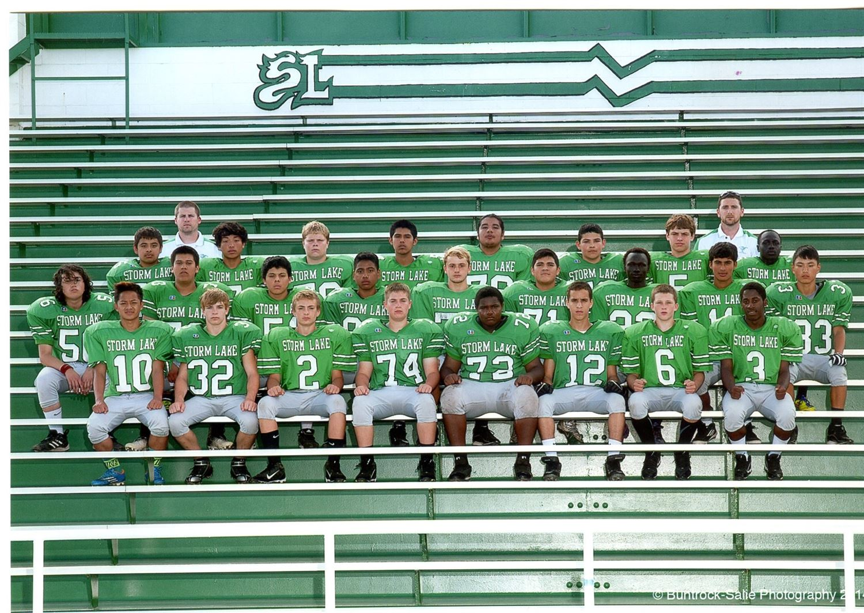 Storm Lake High School - Boys' Freshman Football