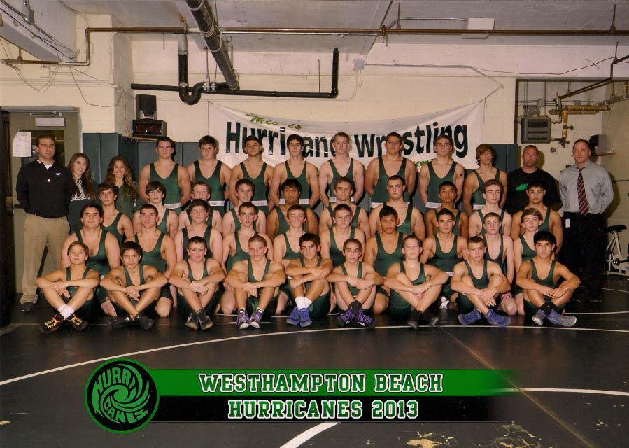 Westhampton Beach High School - Varsity Wrestling