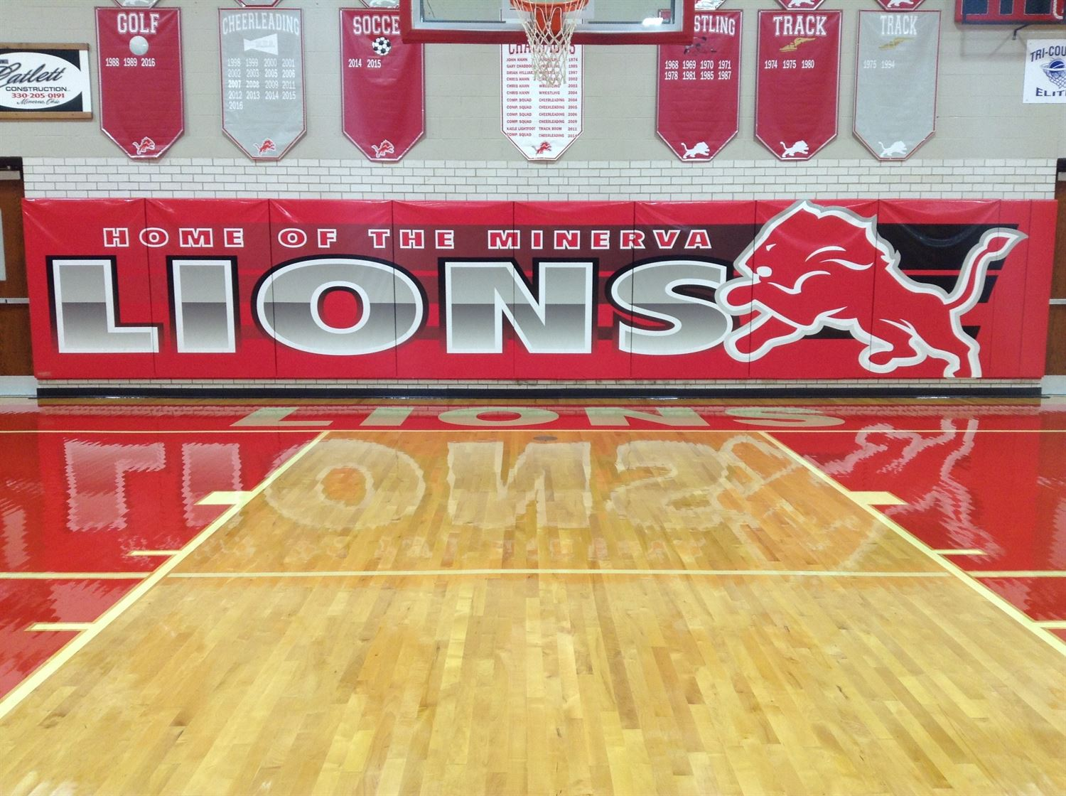 Minerva High School - Boys' Varsity Basketball