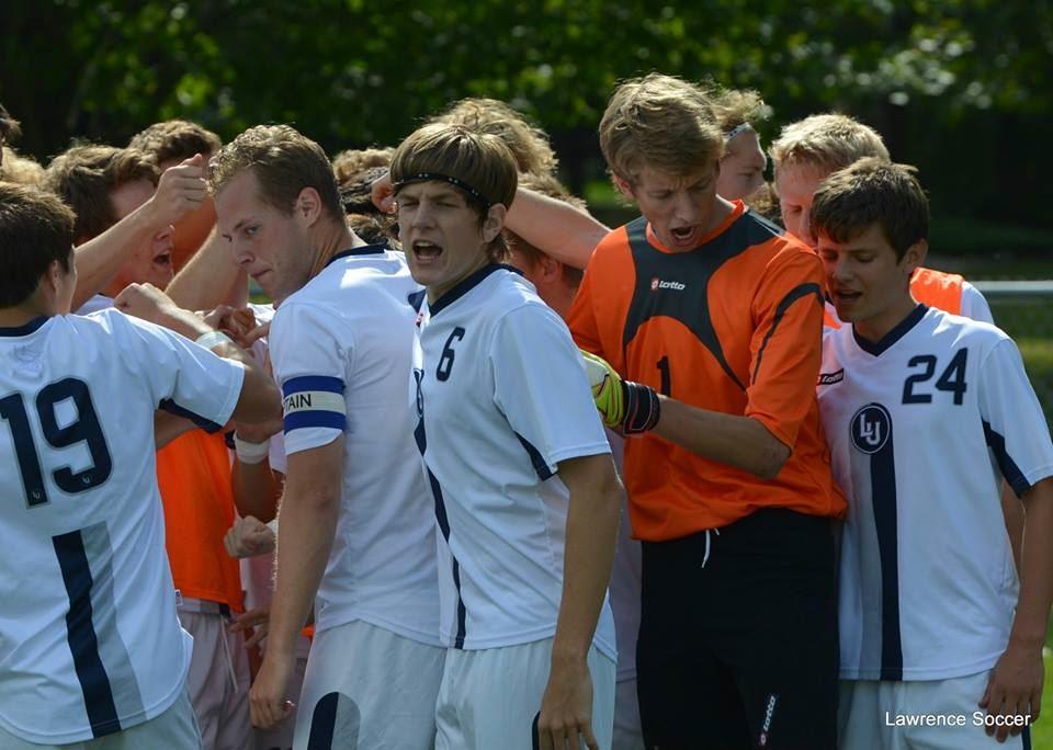 Lawrence University - Mens Varsity Soccer