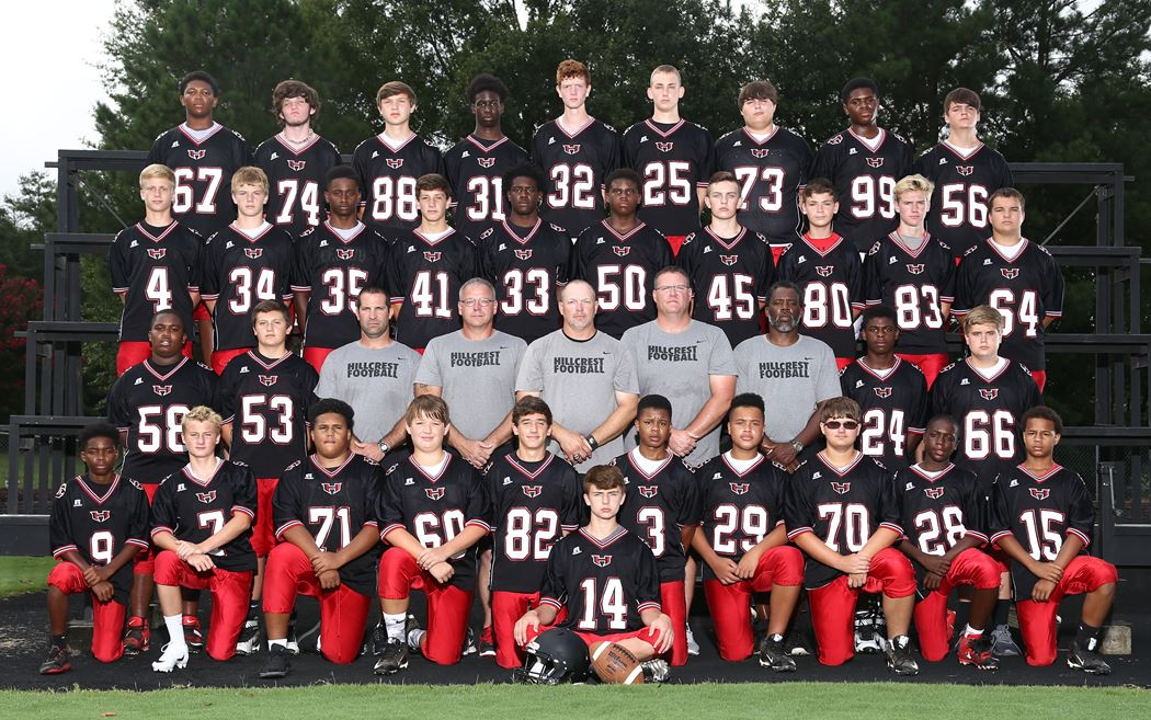 Hillcrest High School - Hillcrest C Team