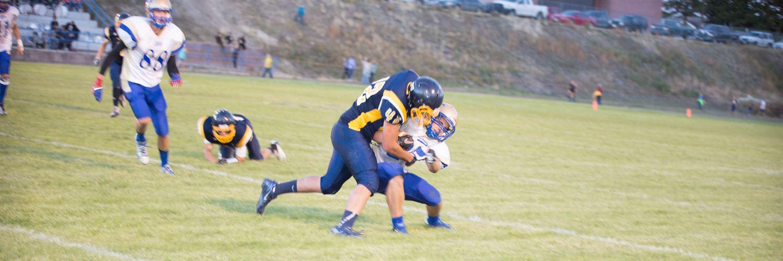 Powell County High School - Boys Varsity Football